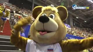 Сборная России по волейболу в Петербурге разгромила Мексику