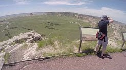 A Visit to Scotts Bluff National Monument, Scottsbluff, Nebraska