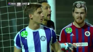 Vasas – Újpest  3-2     28. forduló 2015/2016