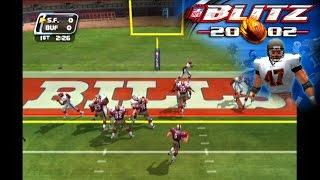 NFL Blitz 2002 ... (PS2)