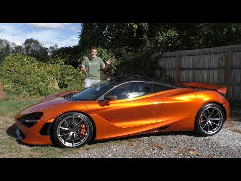 Thumbnail: Here's Why the McLaren 720S Is Worth $300,000