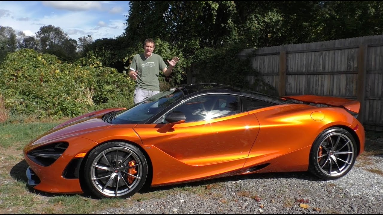 Here's Why the McLaren 720S Is Worth $300,000 - YouTube