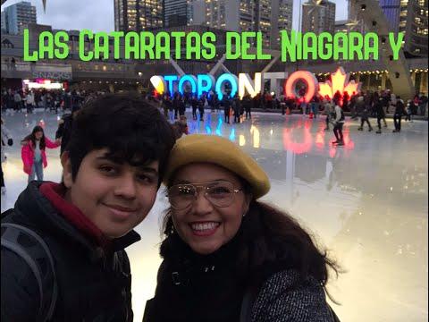 Como Llegar A Las Cataratas Del Niagara    Toronto Canadá