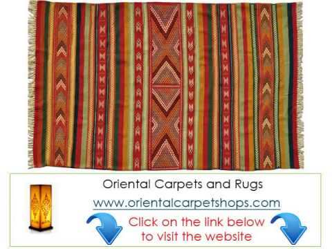 Texas oriental rug showroom