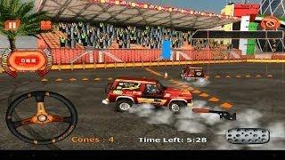 Dubai Drift - Android gameplay PlayRawNow