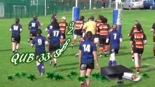 QUBRFC Ladies v Sligo Ladies, 6th October 2013