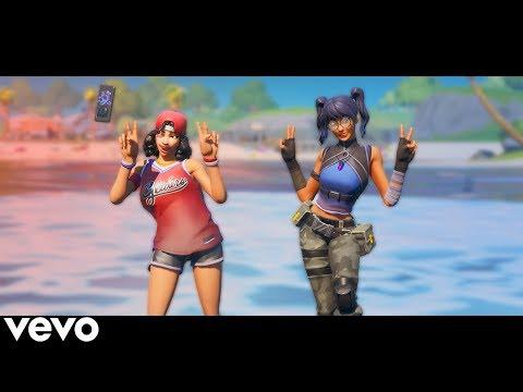 Pokimane - Say So (Official Fortnite Music Video) Doja Cat @pokimanelol