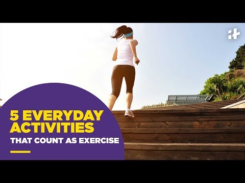 Indiatimes 5 Everyday Activities That Count As Exercise   Easy Ways To Stay Healthy & Fit