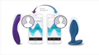 We-Vibe Ditto - Plug anal connecté | JouJou ch