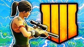 trolling with black ops 4