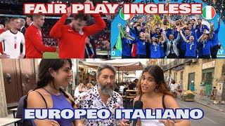 FAIR PLAY INGLESE - EUROPEO ITALIANO