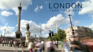 London 1908 - 1948 - 2012 | Olympic Legacy