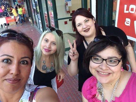 Vlog: De Compras en el Centro de Monterrey con Picara Soñadora, Karlilife y RossDiary/