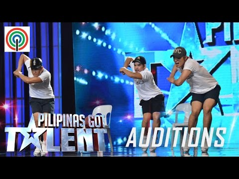 Pilipinas Got Talent Season 5 Auditions: Unrevealed – Hiphop Dance Group