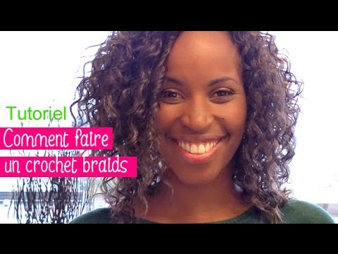 comment faire un crochet braids fran ais m ches boucl s naomi curl youtube. Black Bedroom Furniture Sets. Home Design Ideas