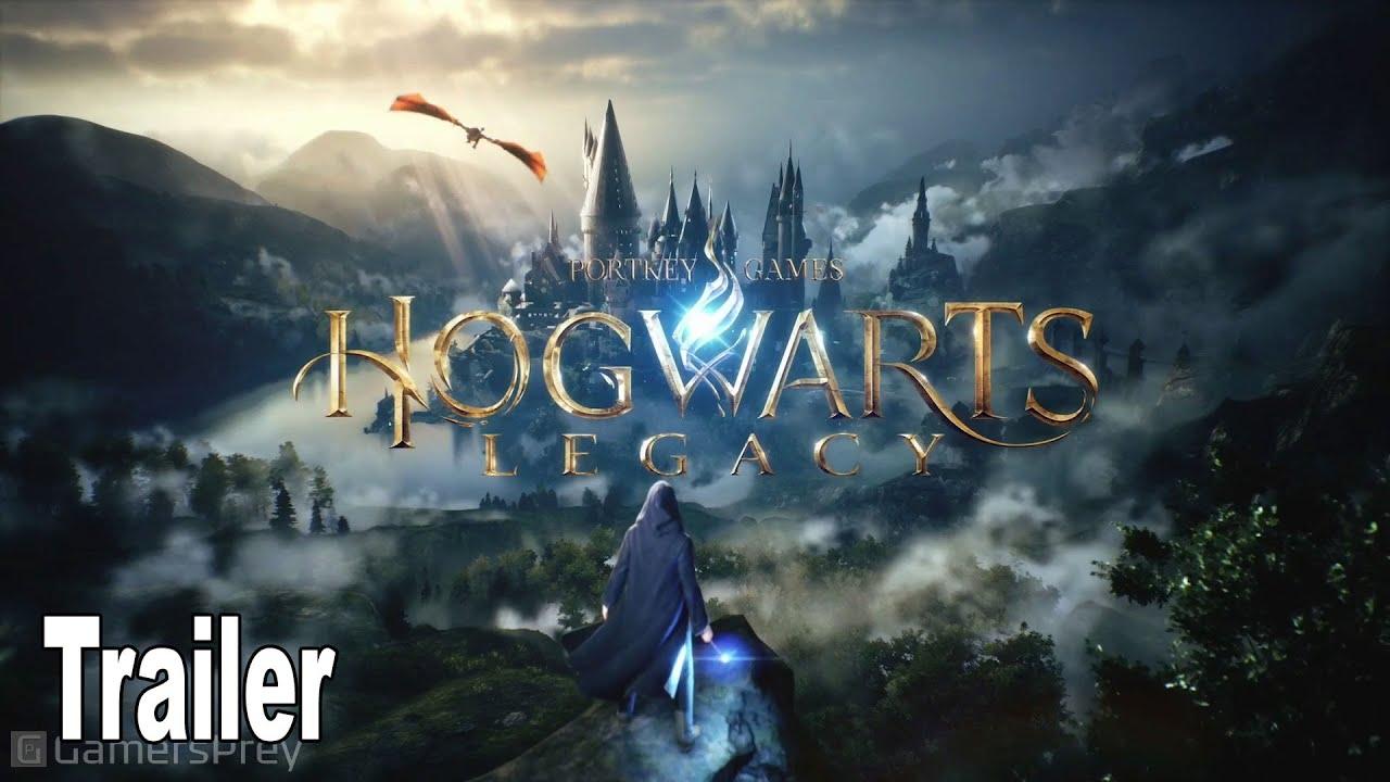 Download Hogwarts Legacy - Reveal Trailer [HD 1080P]