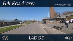 Laboe, Germany: Strandstraße - 4K (UHD/2160p/60p)