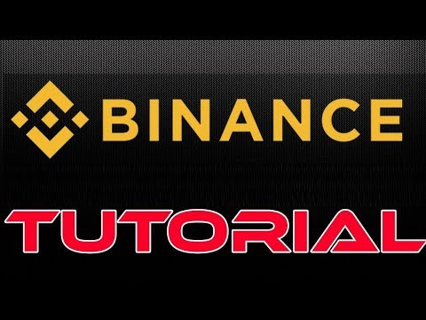 Binance Tutorial: How to Create and use an Account
