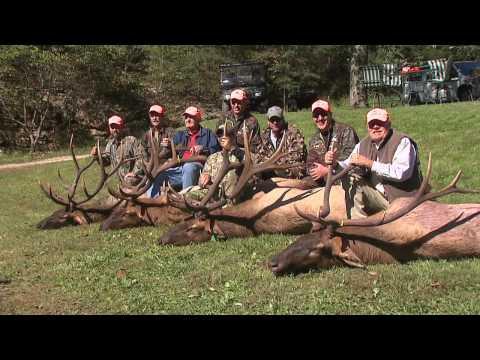 2009 Kentucky Elk Hunt