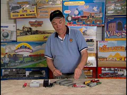 Model Railway Train Layouts-Awesome Ideas For Creating The Best From Your Bachmann N Scale Starter Set Video Part 1