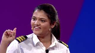 Lessons From A 23 Year-Old Pilot Circumnavigating The Globe | Aarohi Pandit | TEDxGateway