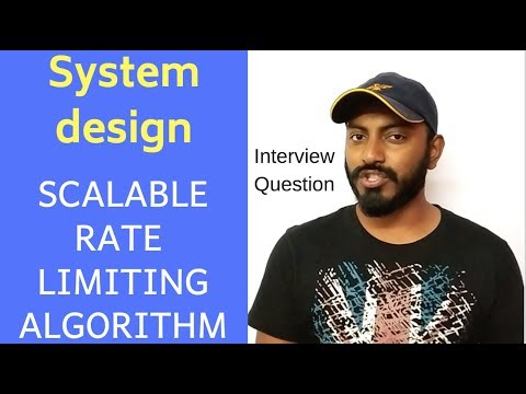 Rate Limiting System Design | TOKEN BUCKET, Leaky Bucket, Sliding Logs