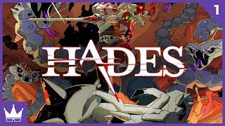 Twitch Livestream | Hades Part 1 [PC]