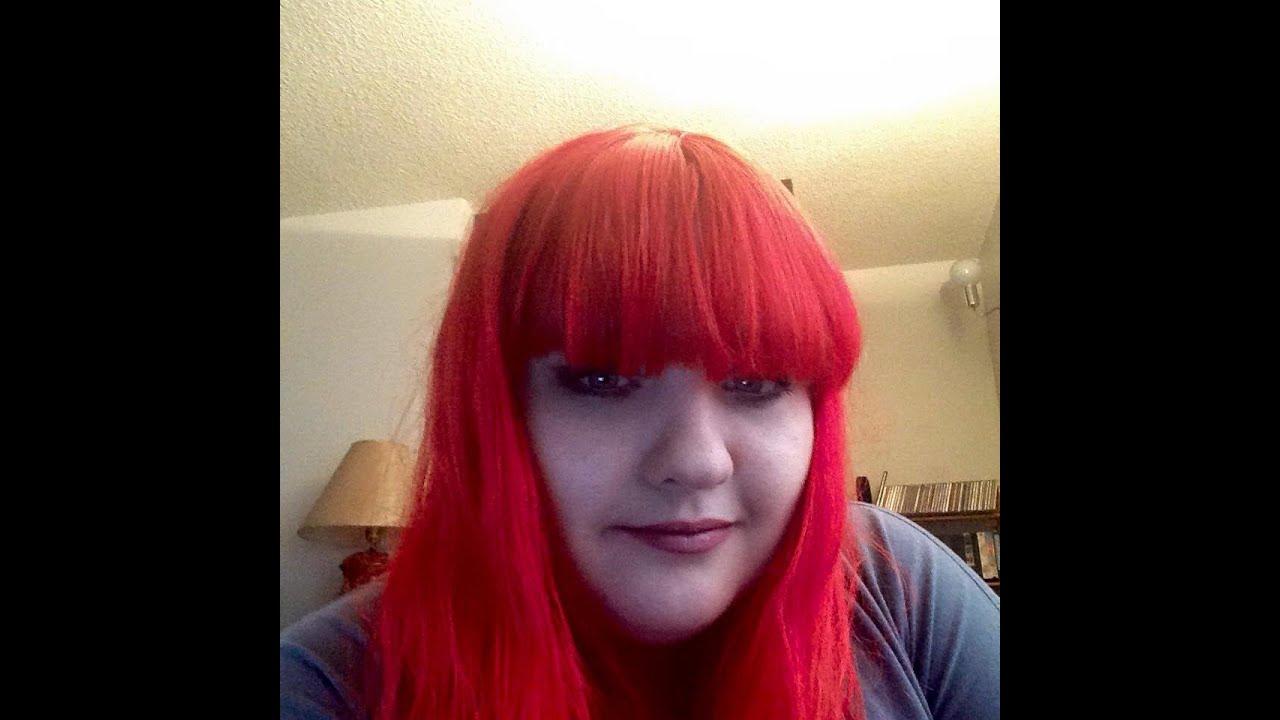arctic fox hair dye follow