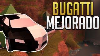 MAXIMUM IMPROVED BUGATTI - Jailbreak (Beta) - ROBLOX
