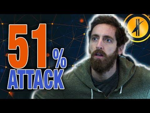 PART1 - 51% attack - Silicon Valley Season 5, Ep7