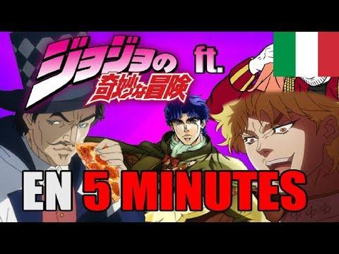 Le Bizzarre Avventure di Jojo (Serie 1) IN 5 MINUTI - Re:Take ITA - Orion