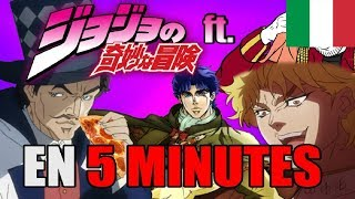 Le Bizzarre Avventure di Jojo (Serie 1) IN 5 MINUTI - Re:Take ITA - Orion