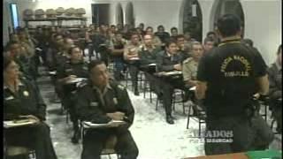 """""""Aliados por la Seguridad"""" Programa Estreno - Segundo Bloque"""