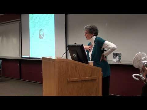 Rosemarie's talk at Fordham University