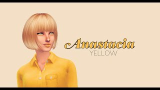 CAS: Pick a Color Challenge | Anastacia Yellow