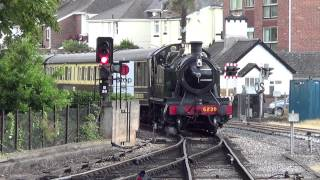 5239 Goliath arriving into Paignton