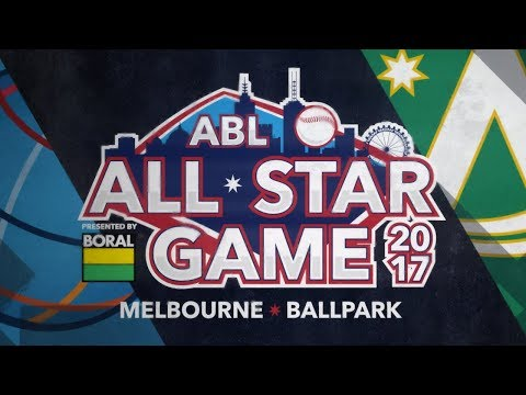 LIVE: Australian Baseball League All-Star Game Presented by Boral®