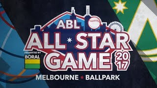 REPLAY: Australian Baseball League All-Star Game Presented by Boral®