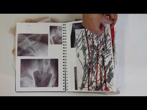 Textiles - The Edge Sketchbook