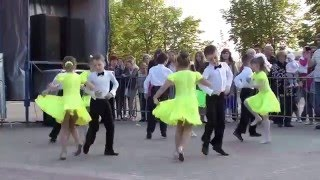 Танец Полька (09.05.2016 Шебекино)
