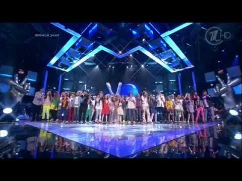 Финальная песня сезона - Финал - Голос.Дети - Сезон 1