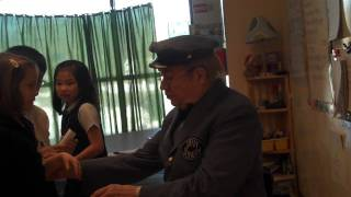 Interview with Mr. McFeely
