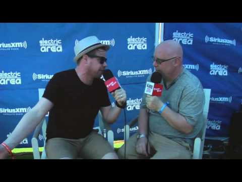 Ferry Corsten Interview - SiriusXM Lounge | Miami Music Week 2016