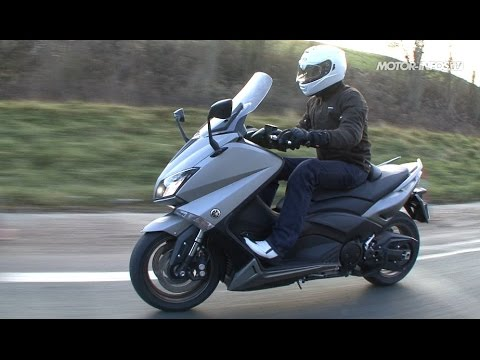 essai yamaha t max 530 2015 youtube. Black Bedroom Furniture Sets. Home Design Ideas