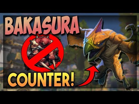 Smite: How to Counter Bakasura! - Masters Ranked Duel