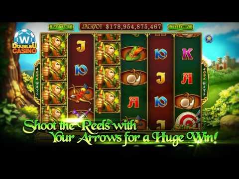 Robin Hood's Arrow. Best Free Slots! - 동영상