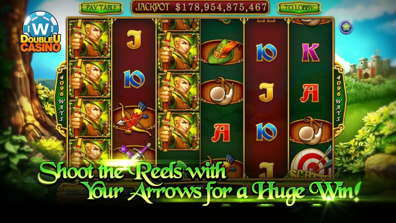 Spiele Robin - Video Slots Online