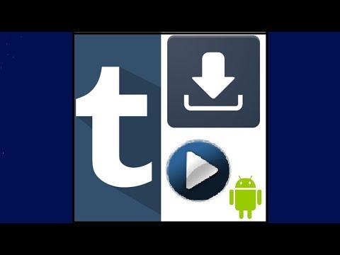 Como baixar vídeos do Tumblr no celular