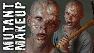 Hill Have Eyes Makeup Transformation