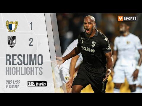 Famalicao Guimaraes Goals And Highlights